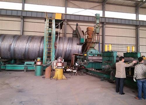 广东螺旋钢管厂家