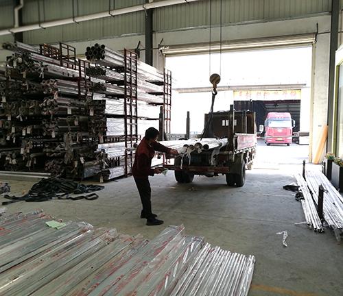 不锈钢焊管工厂