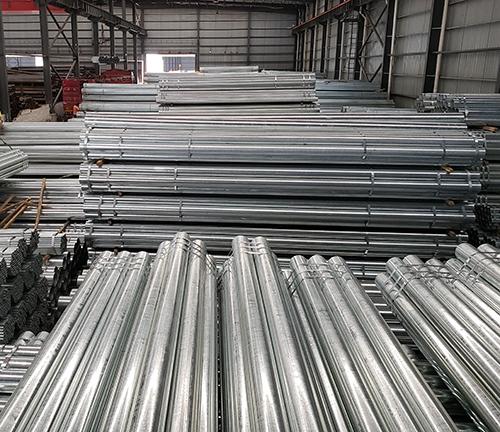 镀锌钢管供应商