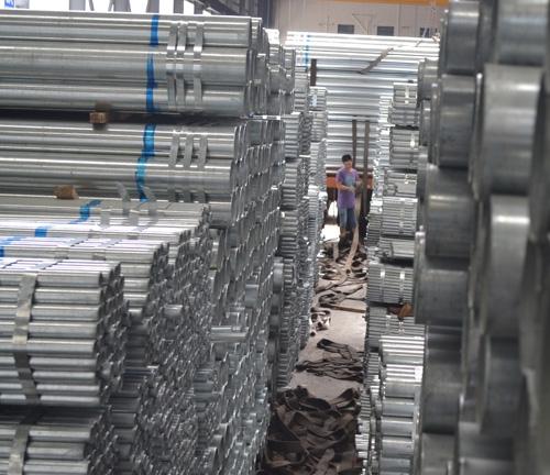 镀锌钢管厂