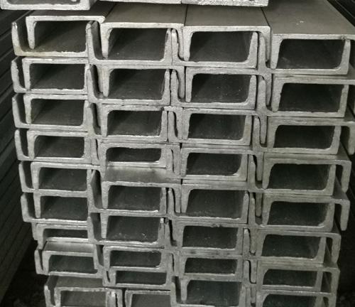 镀锌槽钢价格