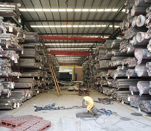 不锈钢焊管定制