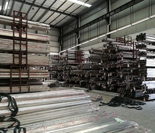 不锈钢焊管供应