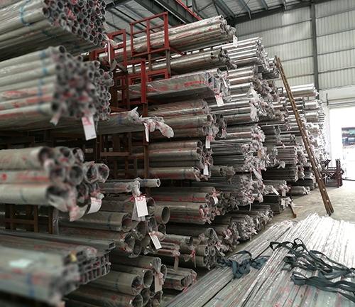专业定制不锈钢焊管