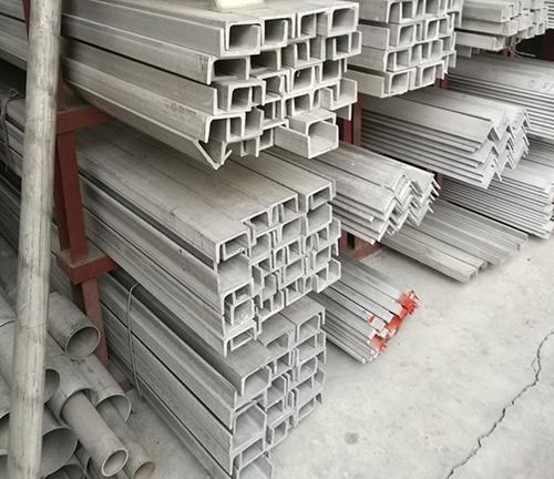 不锈钢槽钢型材批发