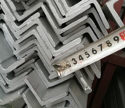 不锈钢角铁供应