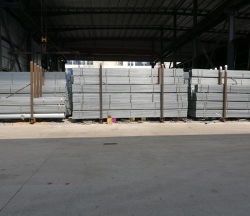 镀锌方管工厂