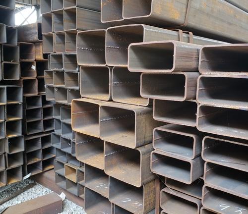 镀锌方管钢材批发